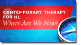 Contemporary Therapy for HL: Where Are We Now?