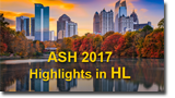 ASH 2017 Annual Meeting Highlights in Hodgkin Lymphoma